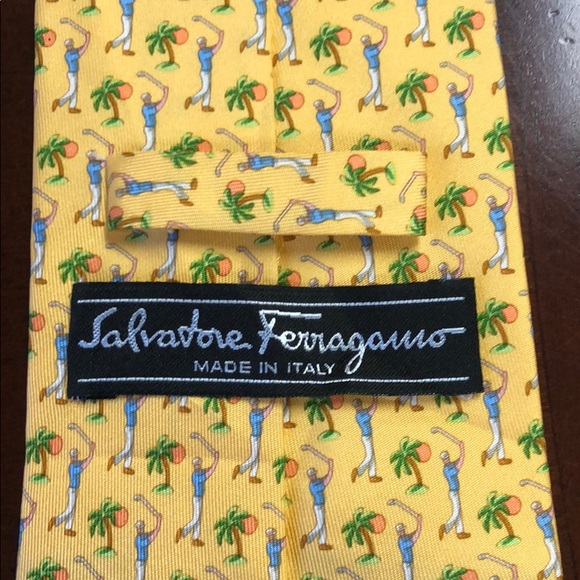 Salvatore Ferragamo Other - SALVATORE FERRAGAMO 100%Silk .